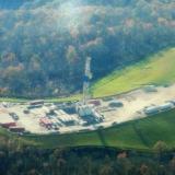 Utica Horizontal Drill Site